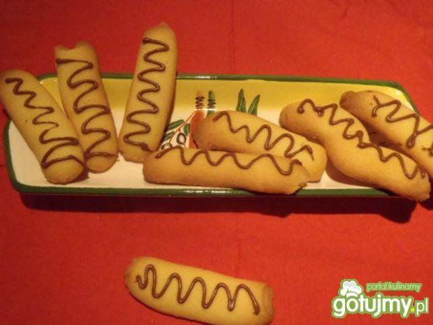 Kruche kukurydziane ciasteczka