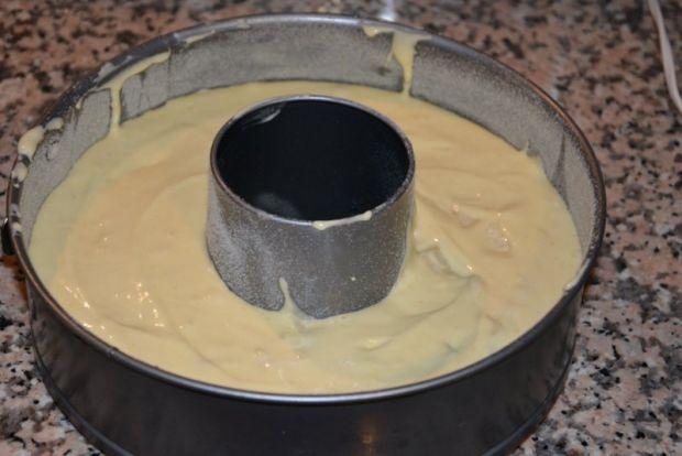 Kubeczkowe jogurtowe z gruszkami