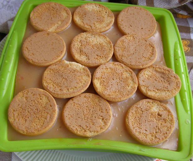 Kubusiowo-gruszkowy deser.