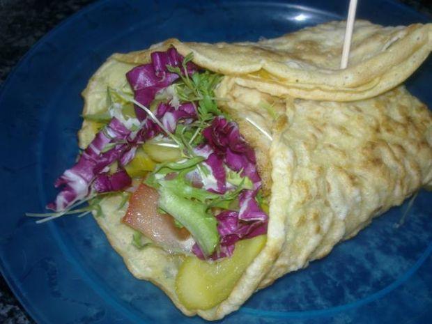 kukurydziana tortilla