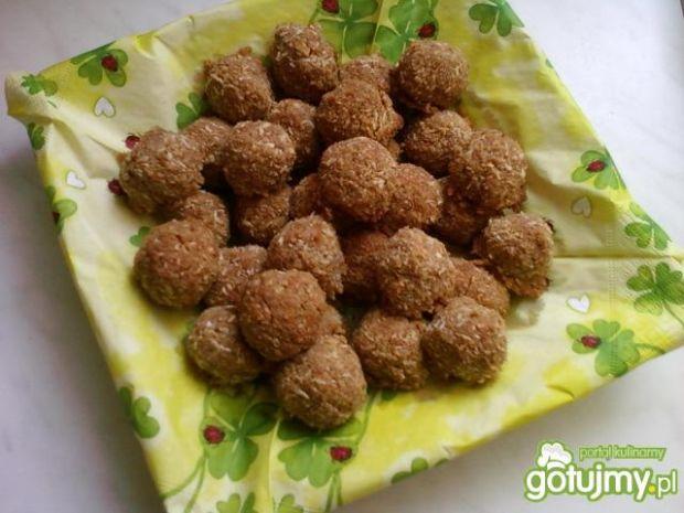 Kuleczki kokosowo cytrynowe