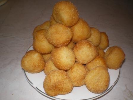 Kuleczki ziemniaczane