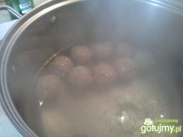 kulki mięsne do zup i sosów