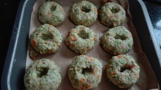 Kulki warzywno-serowe