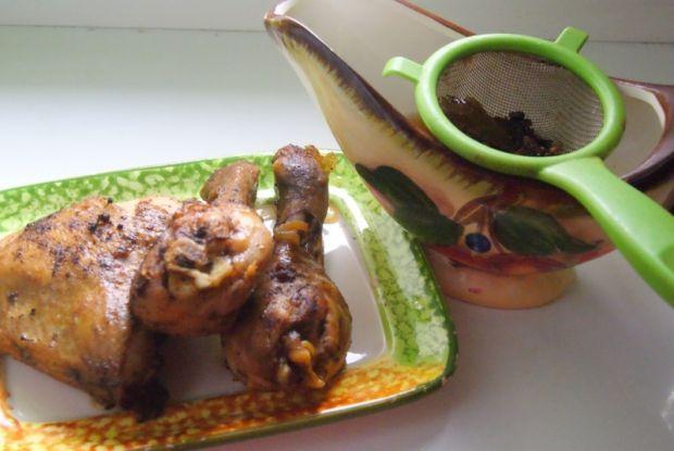 Kurczak duszony w pieprzu syczuańskim