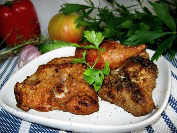 Kurczak na grilla