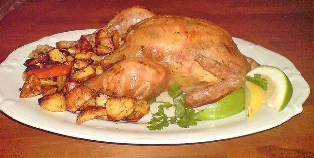 kurczak pachnący cytrusami