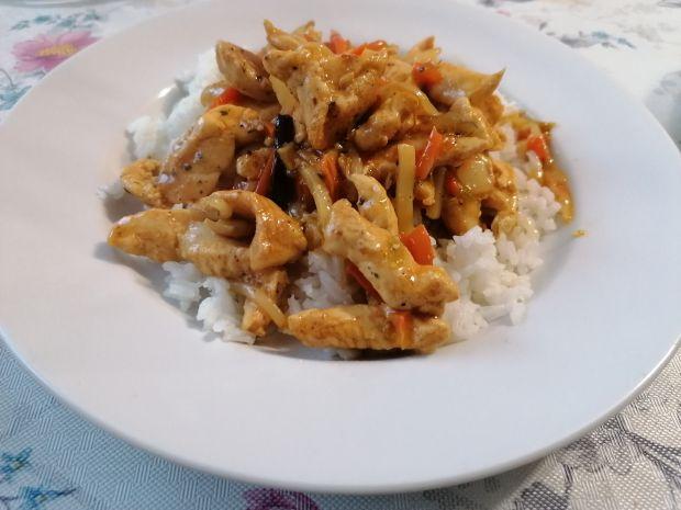Kurczak po chińsku