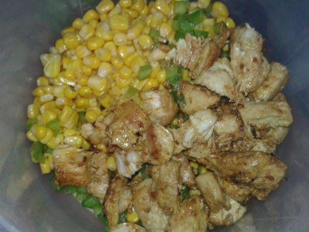 Kurczak w jarzynach