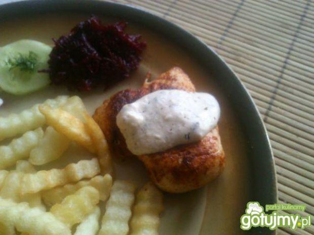 Kurczak w jogurcie  Mariel