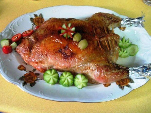 Kurczak w plastry