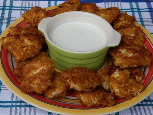 Przepis Kurczak W Platkach Kukurydzianych Przepis Gotujmy Pl