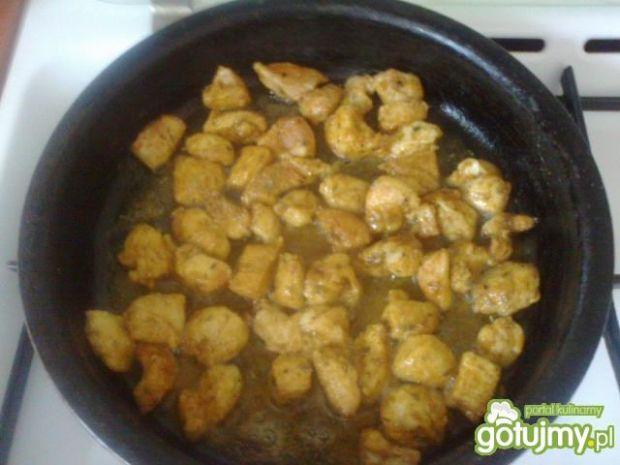 Kurczak w sosie 4