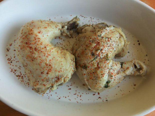 Kurczak w tureckiej przyprawie