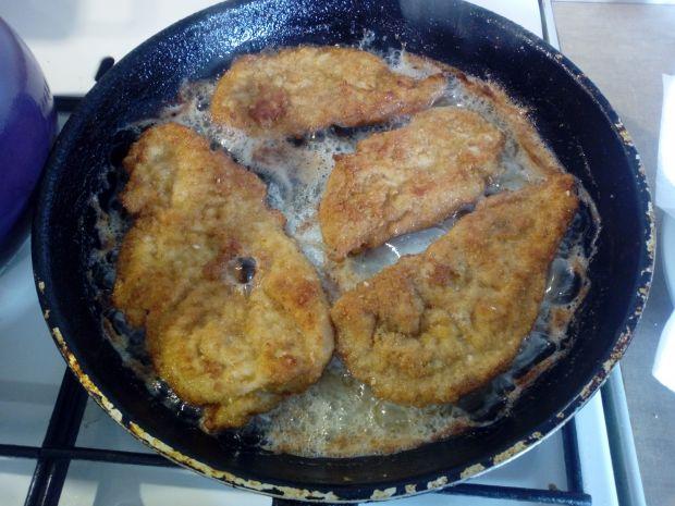 Kurczak w winnej panierce
