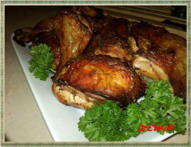 Kurczak z marynaty