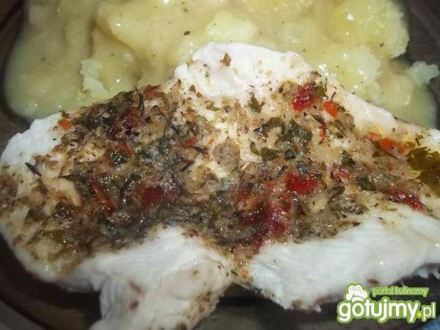 Kurczak z masełkiem cebulowym