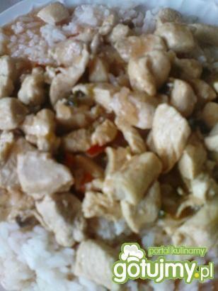 Kurczak z ryżem 5