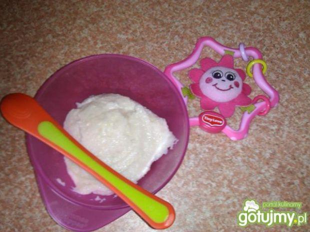 Kurczak z ryżem dla niemowlaka