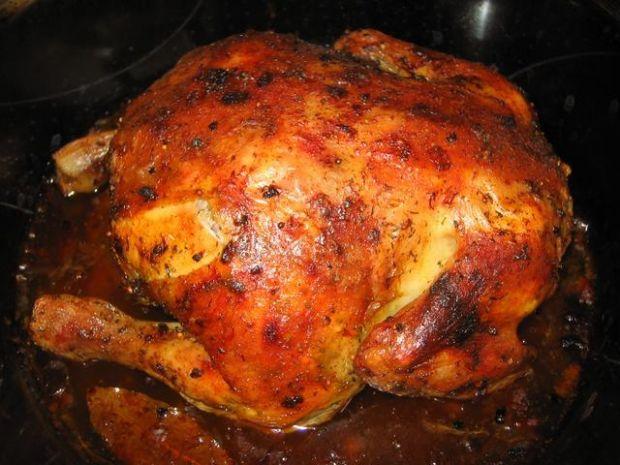 Kurczak z ziolami