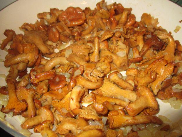 Kurki w śmietanie z ziołami prowansalskimi