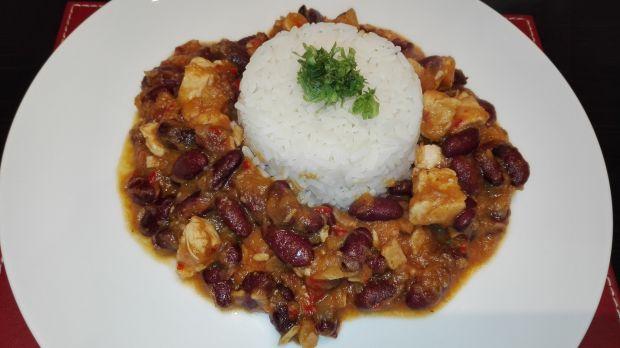 Kurzak chili w potrawce