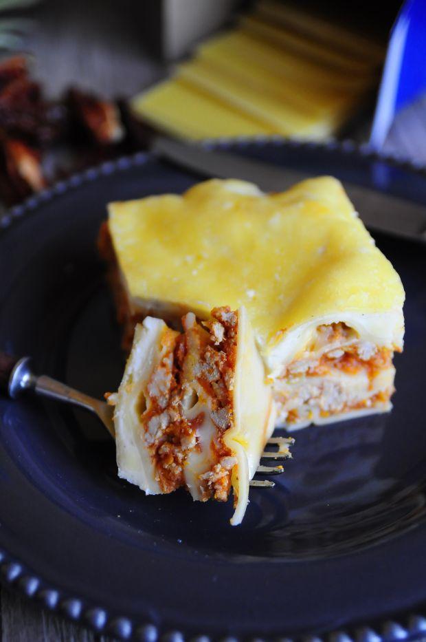 Lasagne - moja wersja