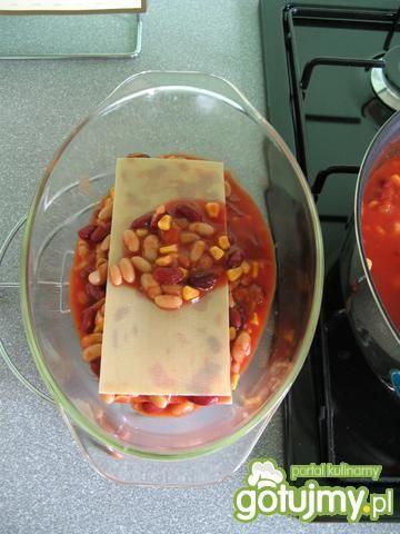 Lasagne na ostro