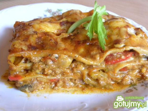 Lasagne wg lenian