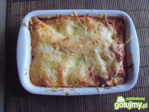 Lasagne z mięsem 4