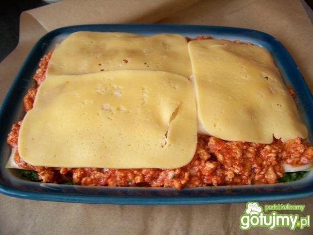 Lasagne ze szpinakiem wg agabi22