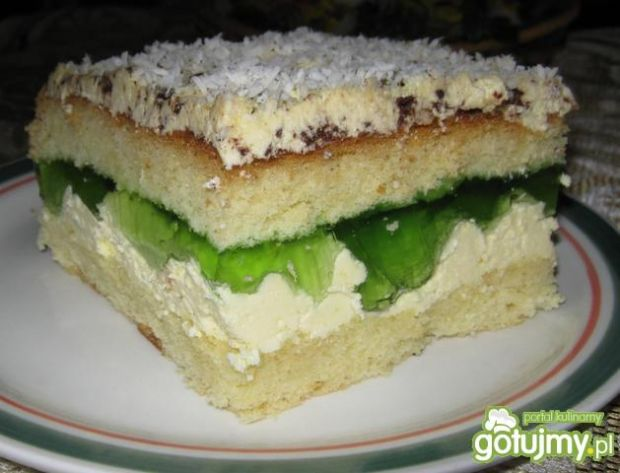 Łatwe ciasto.