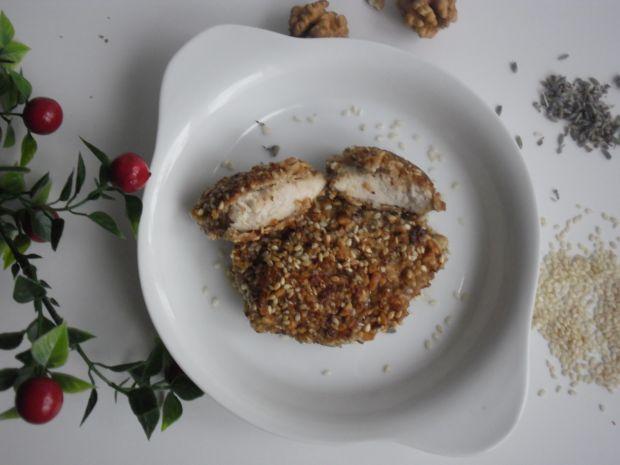 Lawendowa pierś z kurczaka