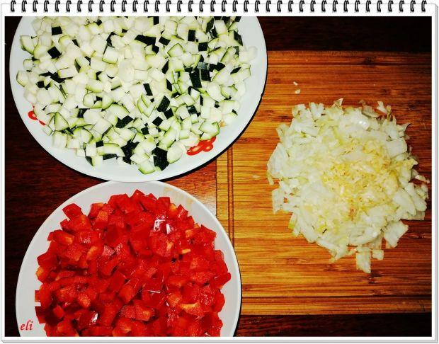 Lazania Eli z dorszem i warzywami