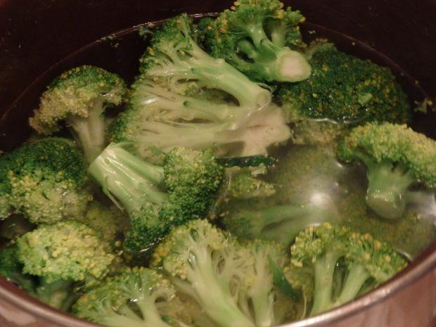 Lazania z brokułem