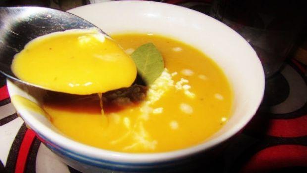 Leciutka zupka z dyni