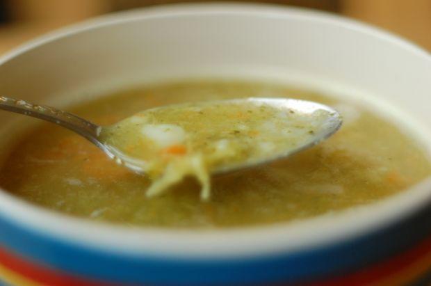 Lekka zupa brokułowa