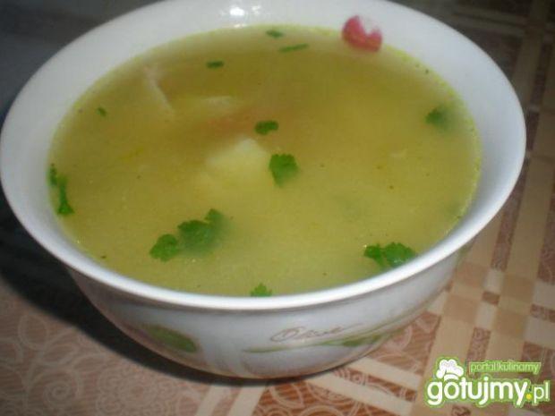 Lekka zupa wiosenna