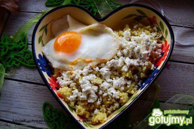 Lekki obiadek, czyli kasza jaglana