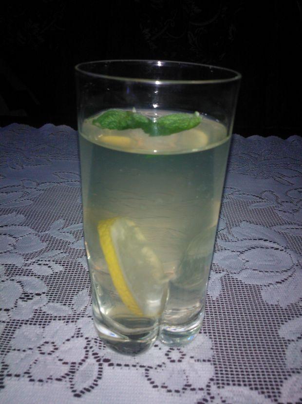 Lemoniada cytrynowo-miętowa
