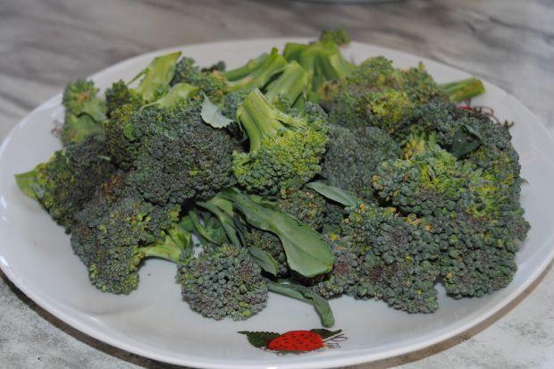 Letnia sałatka, warzywna