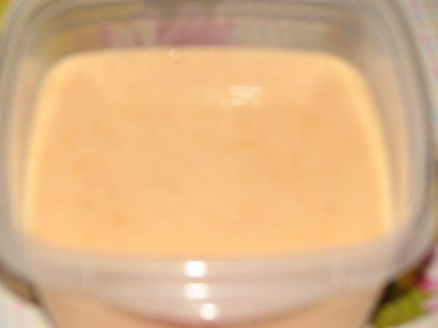 Lody jogurtowo-morelowe