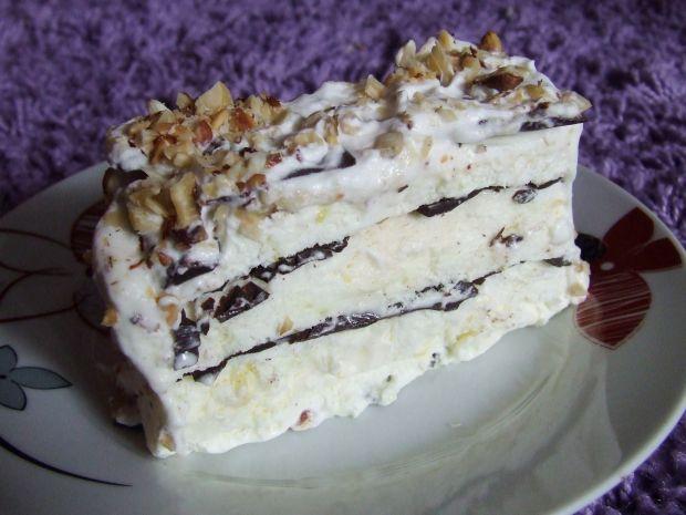 Lody Viennetta z czekoladą
