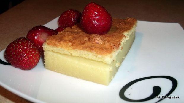 Magiczne ciasto limonkowe