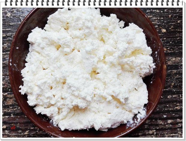 Makaron Eli z białym serem i soczystym arbuzem