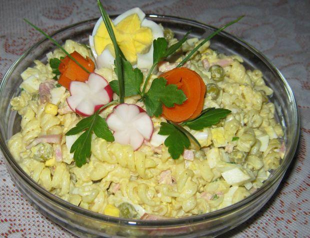 Makaronowa z jajkiem