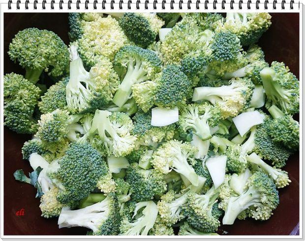 Makaronowa zapiekanka Eli z brokułami