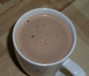 Malinowe kakao