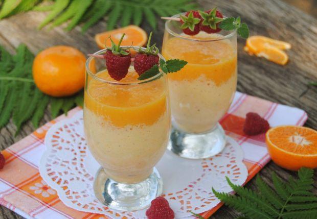 Mandarynkowy koktajl