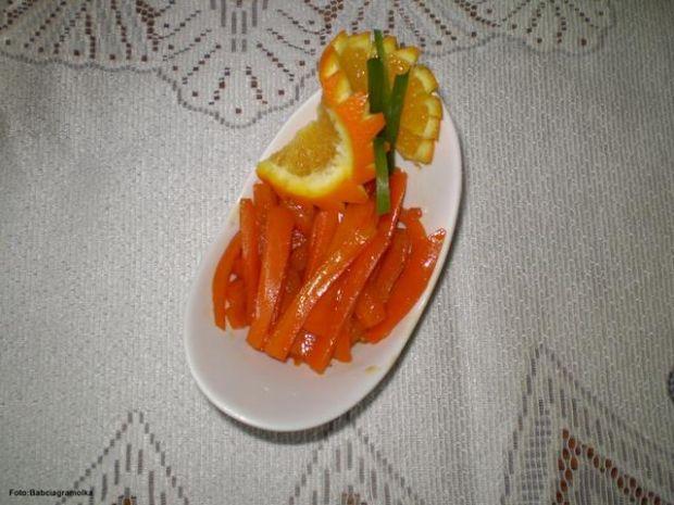 Marchewka pomarańczowa :